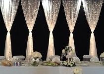 wedding photo - Event Lighting