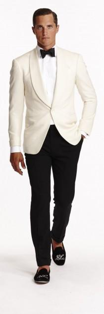 wedding photo - Drake Shawl Dinner Jacket