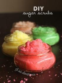 wedding photo - DIY Sugar Scrubs