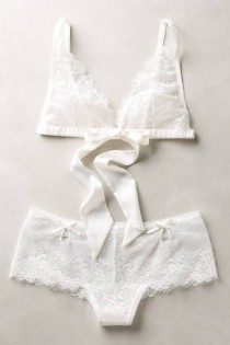 wedding photo - Anthropologie's New Arrivals: Sleepwear & Intimates