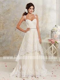 wedding photo - Alfred Angelo 8535 Modern Vintage Wedding Gowns