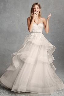 wedding photo - Bridal Bliss: Monique Lhuillier's Wedding Dresses For 2015