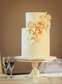 wedding photo - So Much To Love From These Brilliant Wedding Cakes