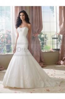 wedding photo - David Tutera For Mon Cheri 214210-Beezie Wedding Dress