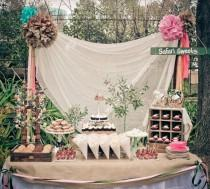 wedding photo - Dessert Tables & Sweet Treats