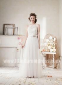 wedding photo - Alfred Angelo 8522 Vintage Wedding Gowns