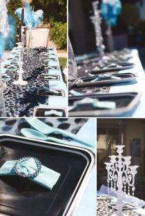wedding photo - Breakfast At Tiffany's Birthday Party
