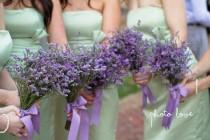 wedding photo - Lavender And Sage Wedding