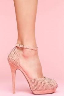 wedding photo - Pink Shoes