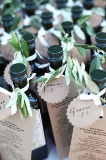 wedding photo - Edible Wedding Favors: Sauces And Spices