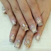 wedding photo - ƸӜƷ Nails ƸӜƷ
