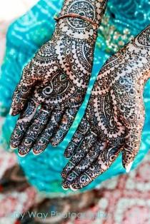 wedding photo - Henna Tattoos