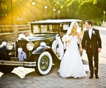 wedding photo - Beyond The Limousine