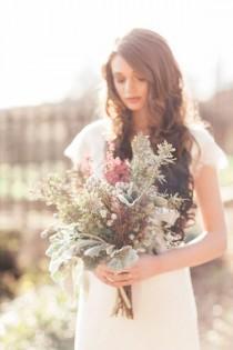 wedding photo - Whimsical Bohemian Wedding Ideas