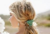 wedding photo - 10 Ponytail Looks for Your Wedding