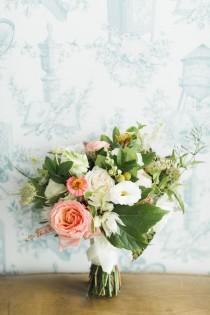 wedding photo - Garden Inspired Wedding At Brooklyn Winery