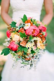 wedding photo - Holly Chapple Flowers - Southern Weddings Magazine