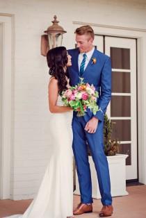 wedding photo - Rainy Day Wine & Cheese Wedding