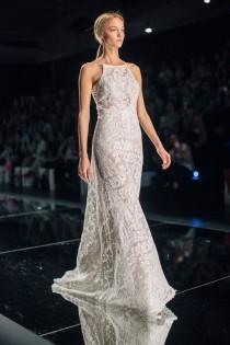 wedding photo - Yolan Cris Spring 2016 Bridal / Wedding Style Inspiration