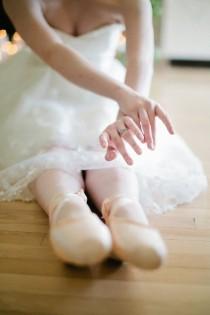 wedding photo - Romantic Ballet Inspired Wedding