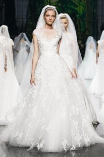 wedding photo - Elie Saab, 2013
