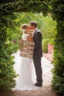 wedding photo - Rustic Southern Wedding Inspiration