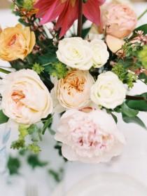 wedding photo - Flower-Filled Garden Party Bridal Shower