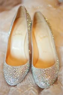 wedding photo - Want These-just Flat! Louboutin