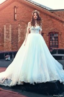 wedding photo - New Arrival Galia Lahav 2016 Wedding Dresses Cinderella Dress Multi-layered Tulle Applique Lace Wedding Dress Bridal Gown Online with $137.96/Piece on Hjklp88's Store