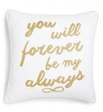 wedding photo - Levtex 'Forever Always' Accent Pillow