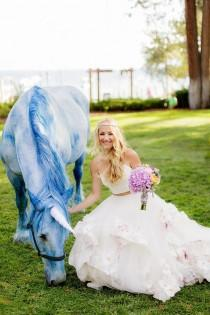 wedding photo - 14 Photos From Designer Hayley Paige's Magical Wedding Weekend That You Can't Miss