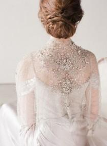 wedding photo - 35 Wedding Dress Back Styles We Love