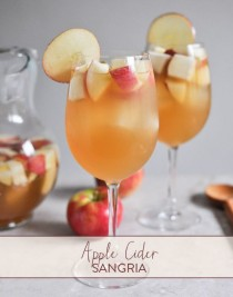wedding photo - 15 Fall Cocktails To Try