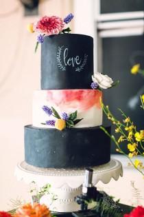 wedding photo - Back To School Wedding Inspiration