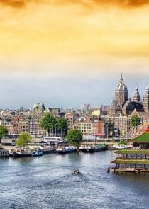 wedding photo - Top 10 Amazing Things To Do In Amsterdam, Netherlands