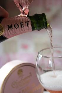 wedding photo - Strawberry Champagne