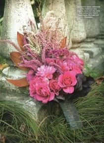 wedding photo - Sizzling Hot Pink~Fuschia