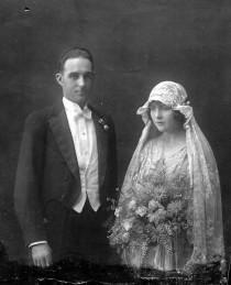 wedding photo - Vintage Brides