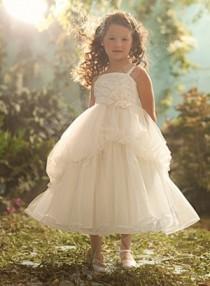 wedding photo - Alfred Angelo Disney Blossoms Flower Girl Dresses Style 702