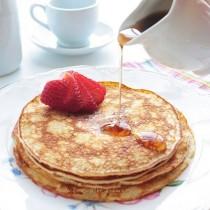 wedding photo - Cream Cheese Pancakes