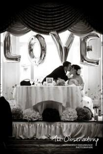 wedding photo - Wedding Ideas: Reception Decor