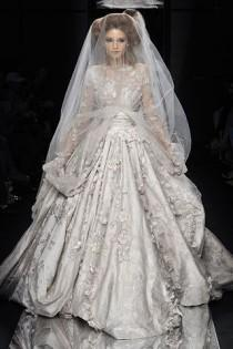 wedding photo - Elie Saab Fall 2008 Couture - Collection - Gallery