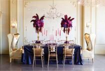 wedding photo - Royal Wedding - Crown Jewel Tones