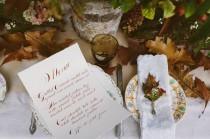 wedding photo - Calligraphy For Weddings