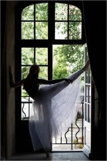 wedding photo - Ballet Wedding Inspiration in France