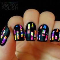 wedding photo - Fingernails & Toenails Oh My!