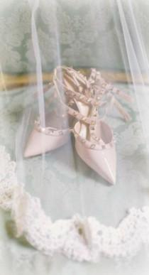 wedding photo - Valentino Wedding Shoes