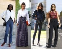 wedding photo - Get the Look: Street Style at Elie Saab, Mugler and Acne Studios