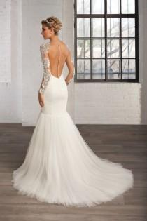 wedding photo - The Classic 2016 Wedding Dress Collection From Cosmobella