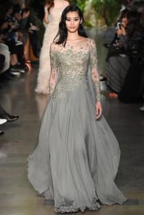 wedding photo - Elie Saab Spring 2015 Couture Fashion Show
